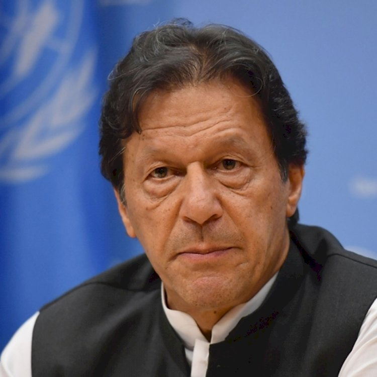 PM Imran Khan Writes a Letter To Leaders Of Muslim  States