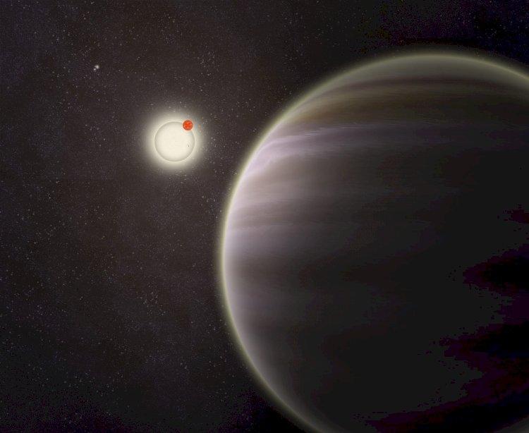"A New Planet ""Perwana"" Discovered Revolving Around Its Star ""Shamma"""