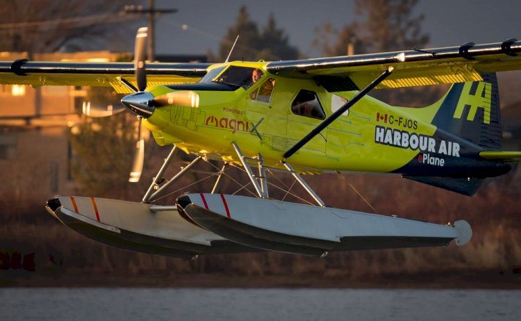 First Electric Plane Flight Opens New Gates For Hygienic Flights