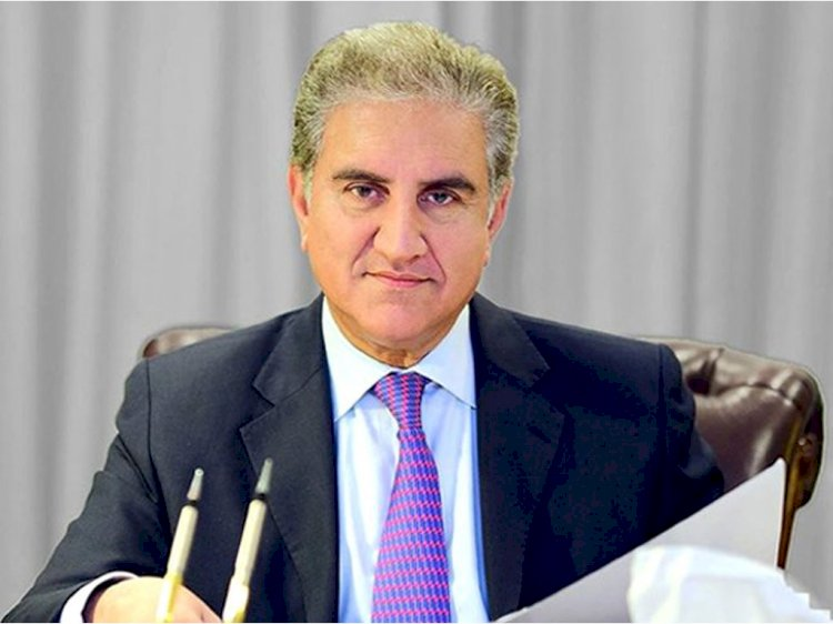 Shah Mehmood Qureshi In Second Round of the China-Pakistan Foreign Ministers' Strategic Dialogue
