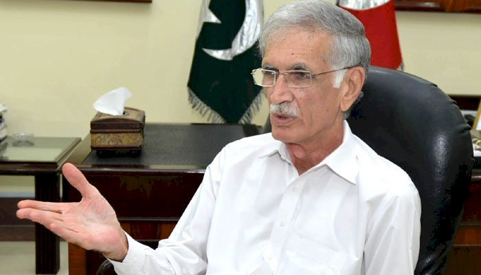 Pervez Khattak Highlights Pakistan Army Efforts While Calling Australian Defense Minister