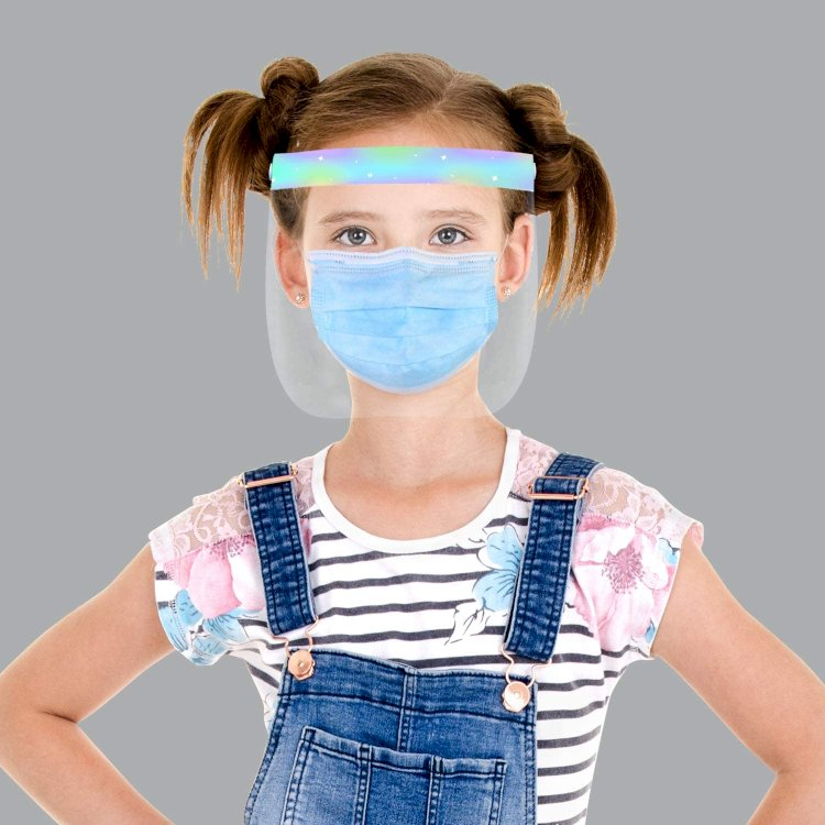 Pakistan Will Now Manufacture Face Shields For School-Going Children