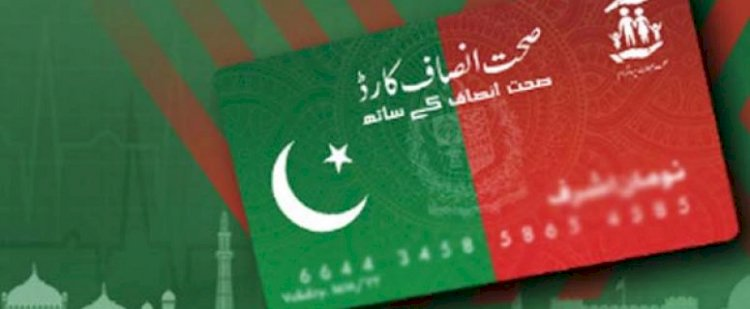 Sehat Insaf Card For KP Isa Golden Chapter In History Of The Country