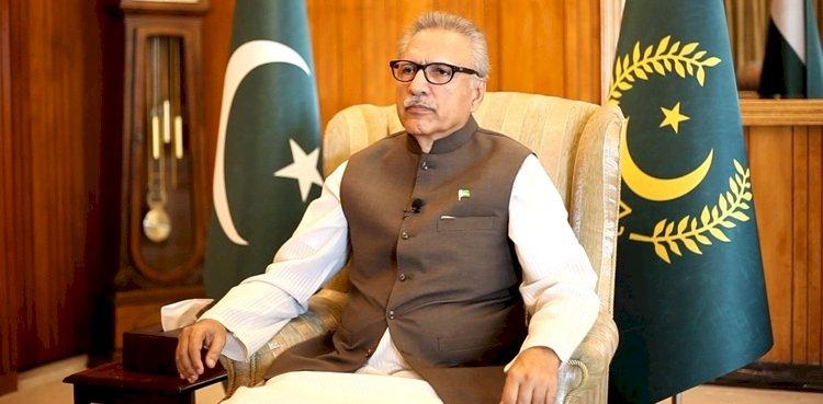 Biotechnology Can Enhance The Exports Of Pakistan: President Alvi