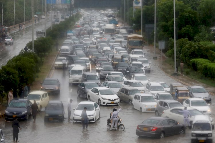 Another Plan To Unblock The Karachi Drains