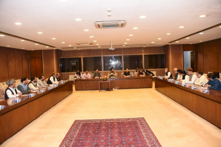Plebiscite is the key problem in Kashmir: Shehryar Afridi