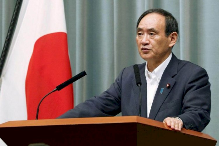 Yoshihide Suga To Replace Shizo Abe  As The Prime Minister Of Japan.