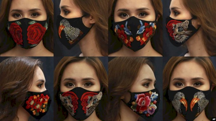 How To Make Mask  At Home