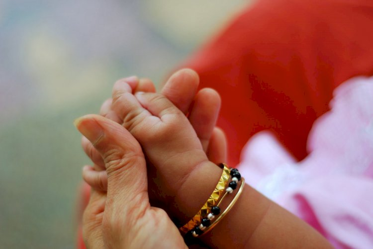 Indian Man Cuts Wife's Belly To Check The Gender Of Baby