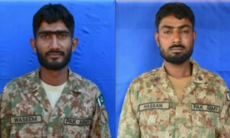 India's Unprovoked Firing On LOC Martyrs 2 Pakistani Soldiers