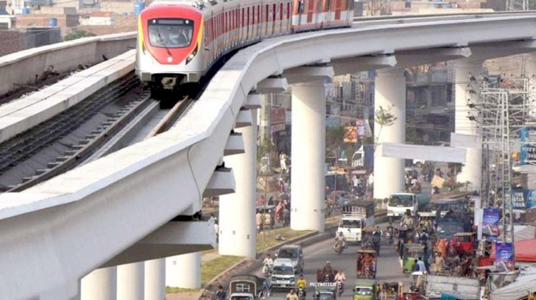 Orange Train Will Operate From October: Buzdar