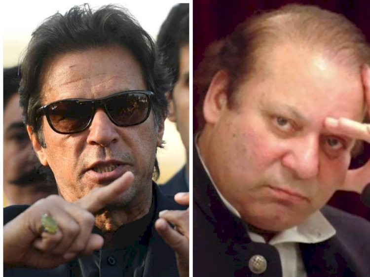 Imran Khan Onto Use Every Option To Bring Back Nawaz Sharif