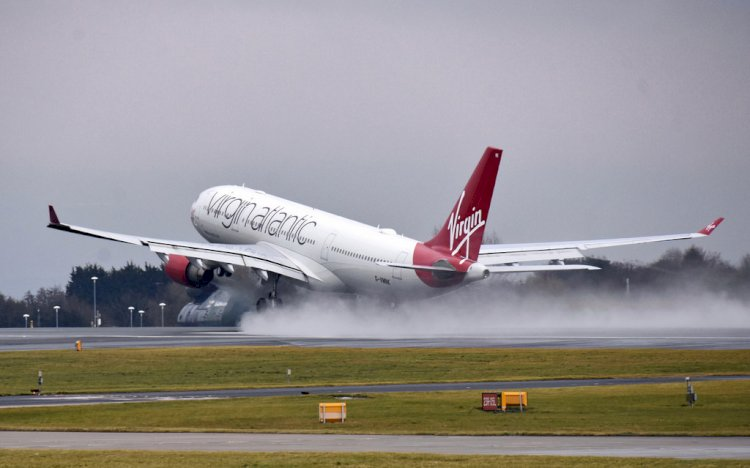 Virgin  Atlantics To Operate Direct  Flights From UK to Pakistan