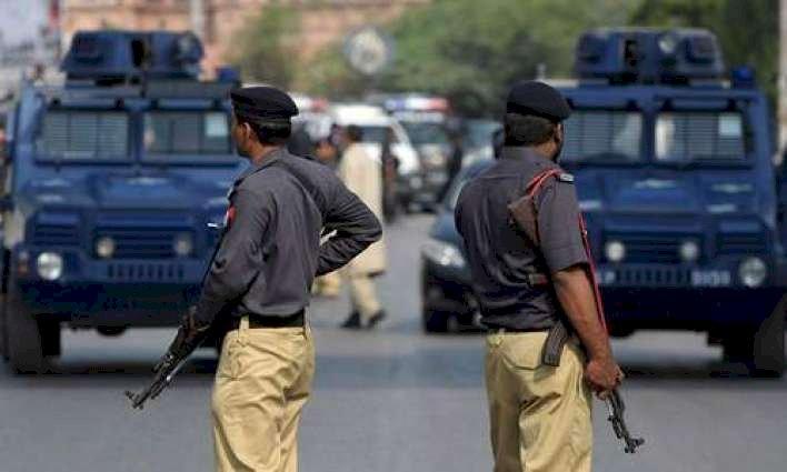 Girl Arrested For Motorbike Lifting In Karachi