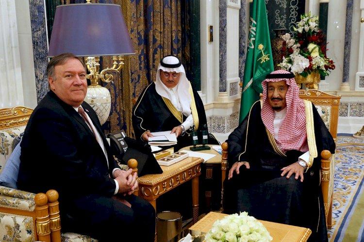 US Encourages Saudi Arabia To Recognize Israel