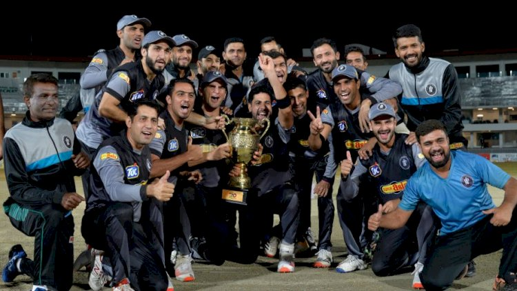 Winner of National T20 Cup: Khyber Pakhtunkhwa