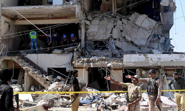 Gulshan Iqbal Blast Claims Five Lives