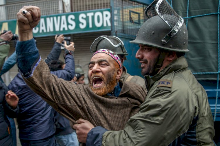 Kashmir Observes Black Day To Protest Against India
