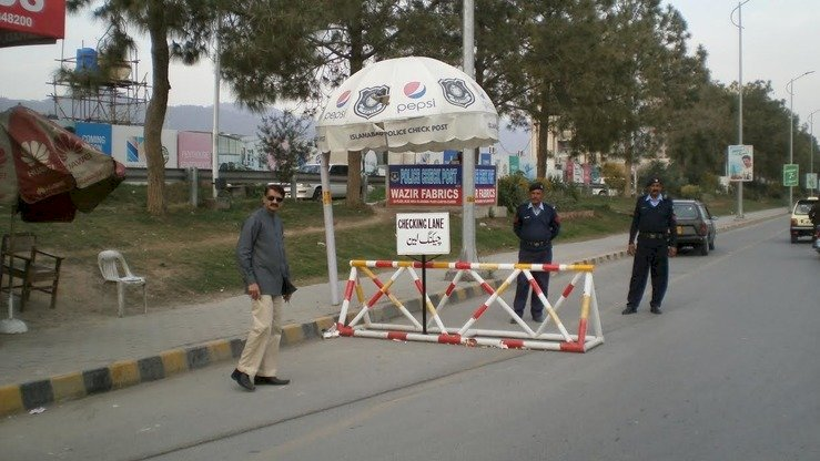 Islamabad On Red Alert After Peshawar's Madarsah Blast
