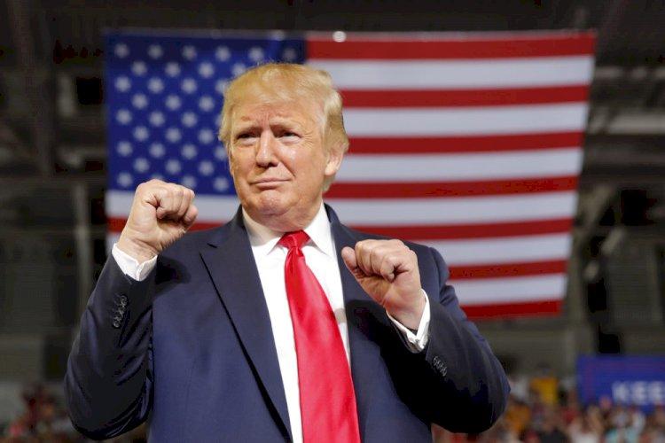 President Trump Falsely Declares Coronavirus Is Ending