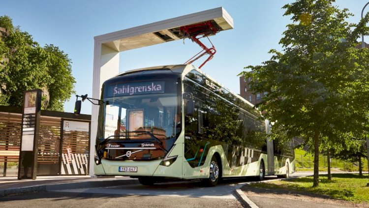 European Firm To Set Up $4bn Electric Bus Manufacturing Plant In Pak