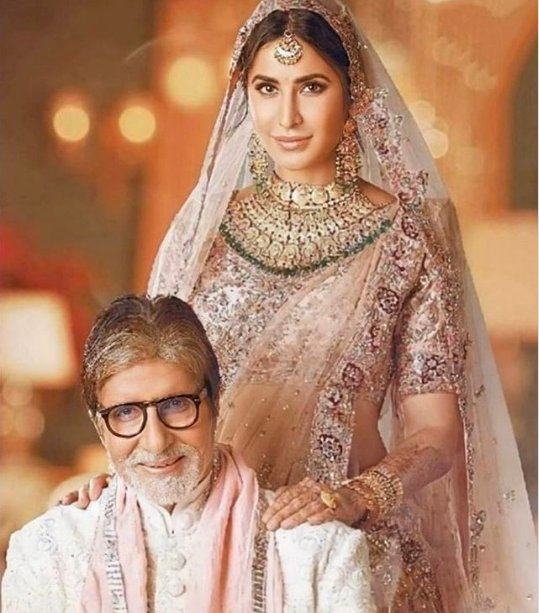 Amitabh Shared A Picture With Funny Caption