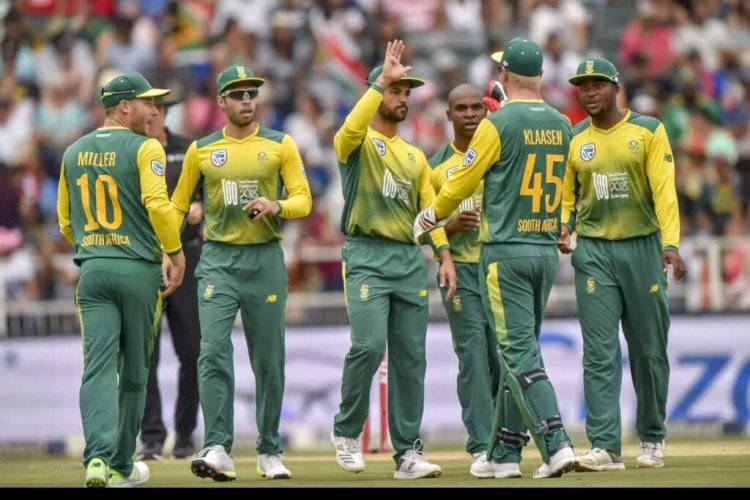 PCB Confirms The Visit Of South Africa Team