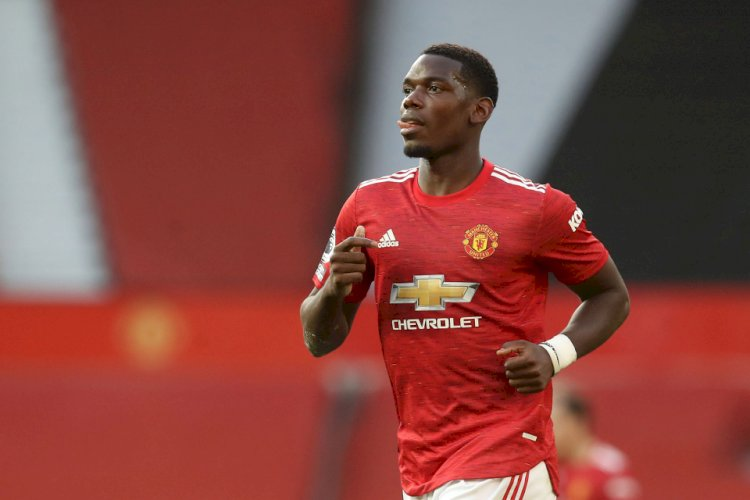 Pogba Leaving French Team Or Manchester United?
