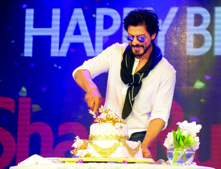 How Will Shahrukh Khan Celebrate His Birthday