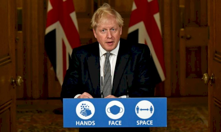 United Kingdom to experience another Lockdown for four weeks