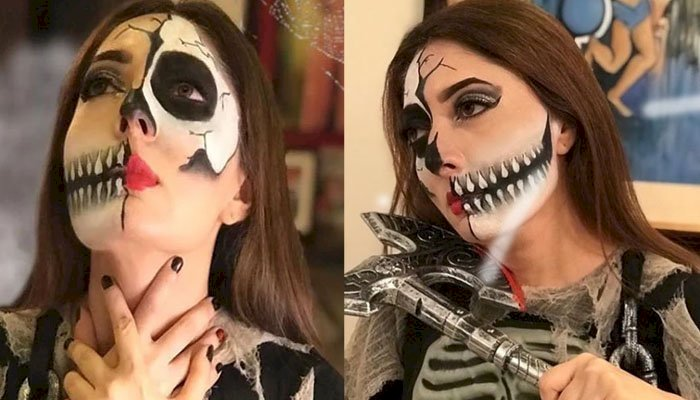 Sharmeela Farooqi's Halloween Look Goes Viral