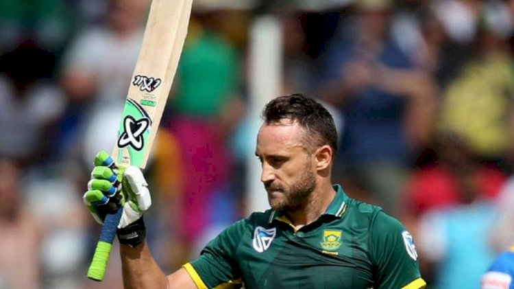 Faf Du Plessis Is Ready To Play In PSL5