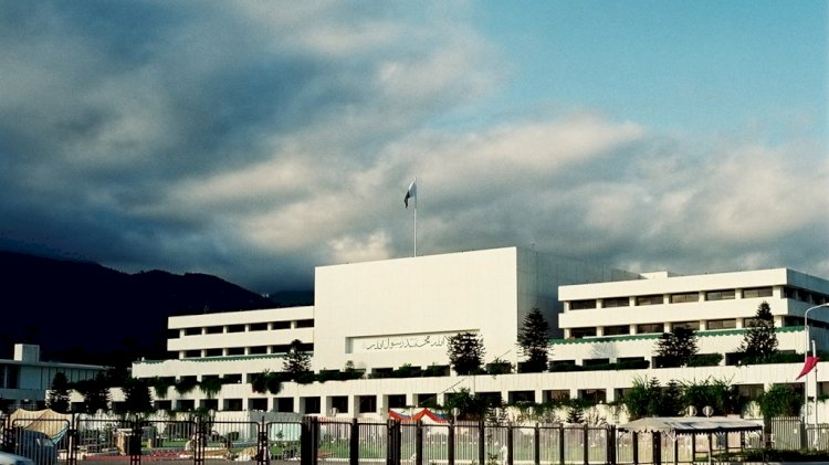 Parliament House Sealed Due To Coronavirus