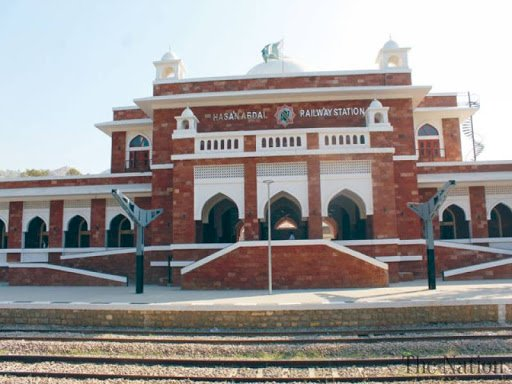 Hassanabdal Railway Station Inaugurated By PM