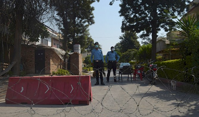Smart Lockdown Is Impose On Subsectors of Islamabad