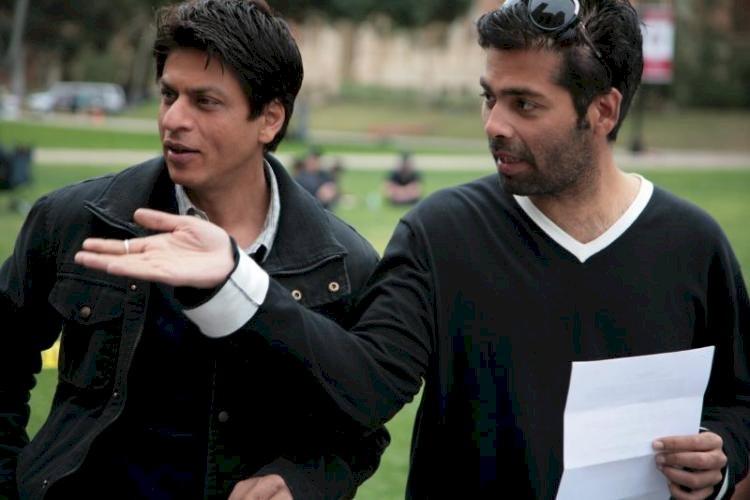 Karan Johar Disclosed Sharukh Khan Is An Overacted Person