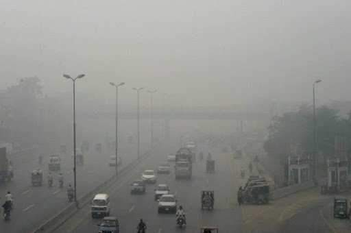 Lahore Has Second Worst Air Quality in The World