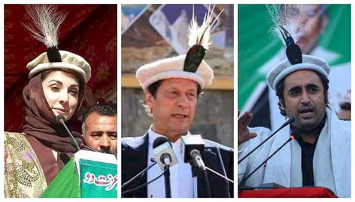 Surveys Put PTI Ahead of PPP and PML-N for Gilgit Baltistan Election