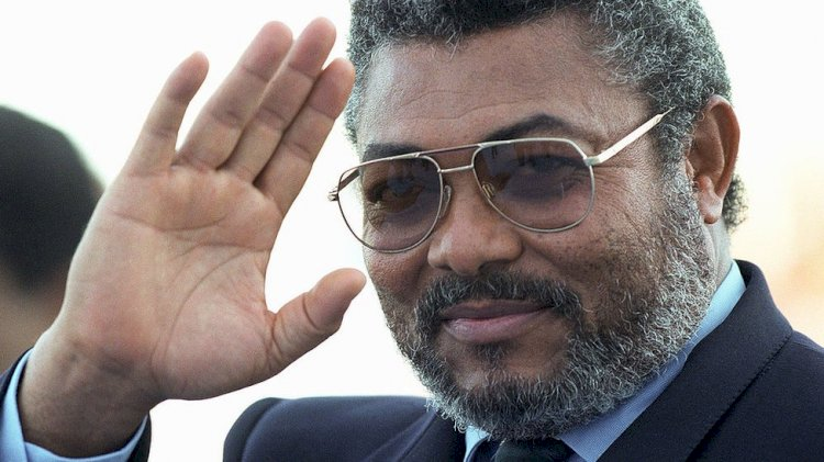 Former President Of Ghana, Jerry Rawlings Died In ACCRA