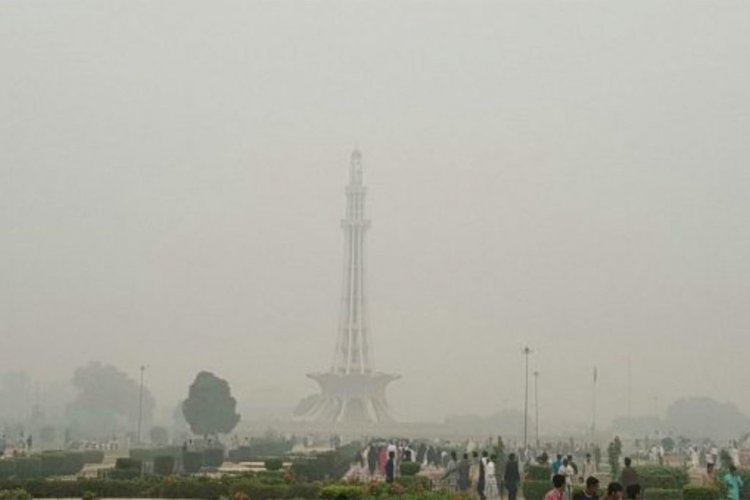 A Smog Control Room Established In Lahore