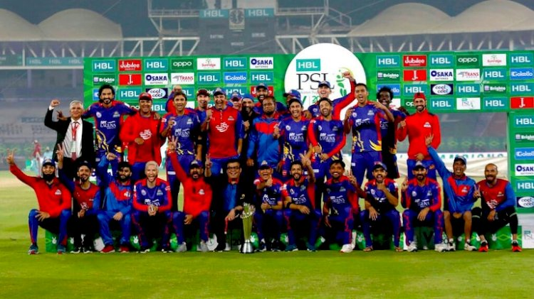 Karachi Kings Dedicate Win To Late Coach Dean Jones