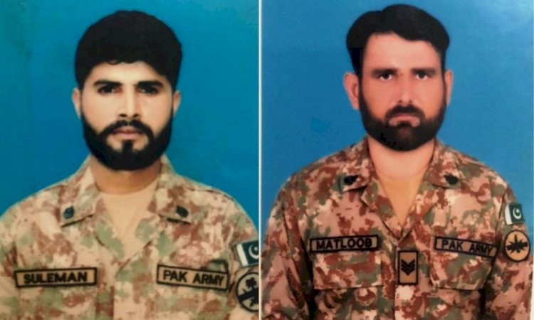 2 Soldiers Martyred In Terrorist Attack In South Waziristan