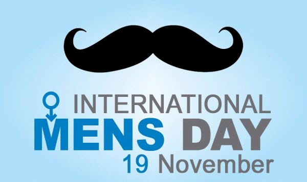 19th November Celebrated As International Men's Day