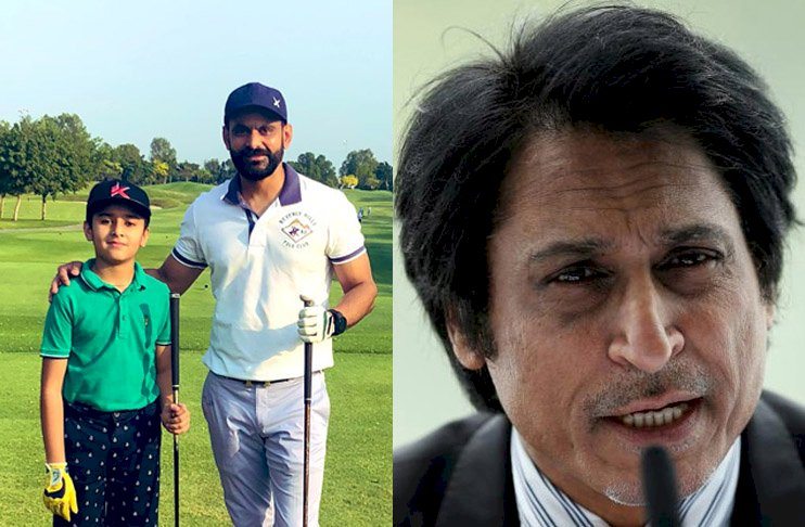 Hafeez's Son Has Better Game Awareness Than Ramiz Raja