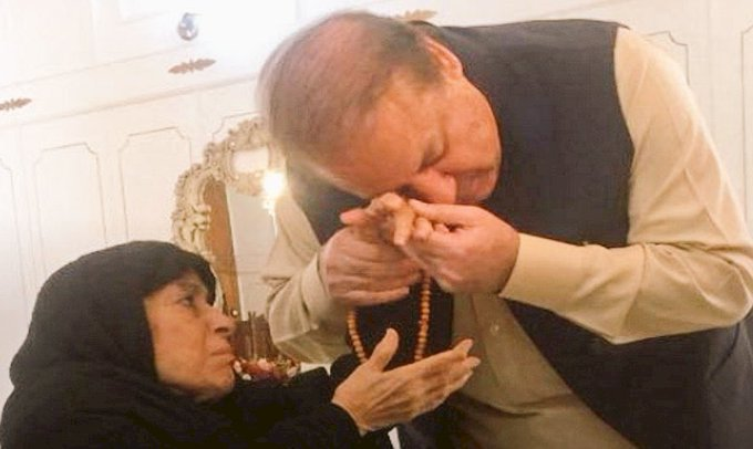 Nawaz Sharif Not Accompany His Mother's Body From London To Lahore