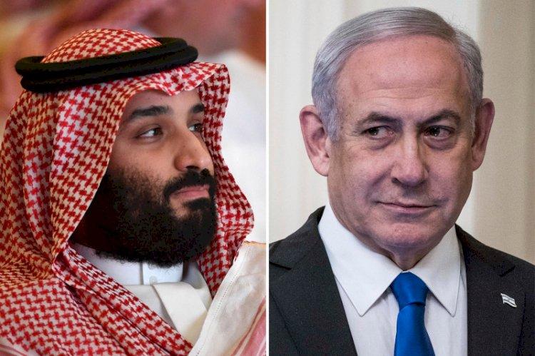 KSA Denies Crown Prince Meeting With Netanyahu