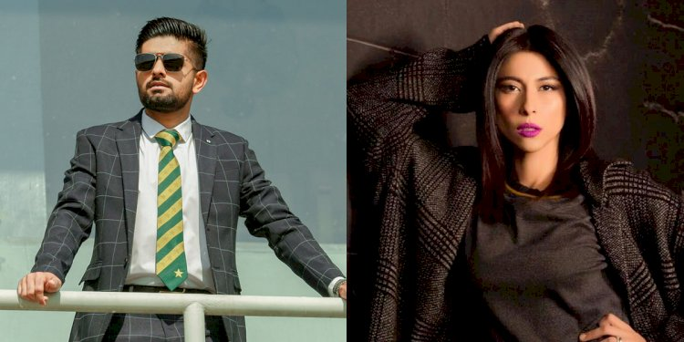 Meesha Shafi Clarifies False Rumors Of Wanting To Date Babar Azam
