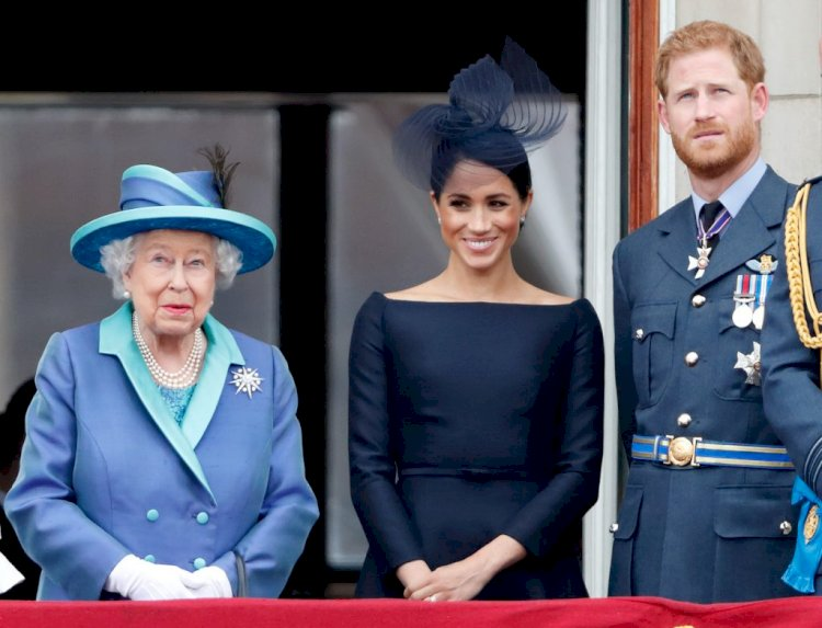 Buckingham Palace Reacts To Meghan's Miscarriage