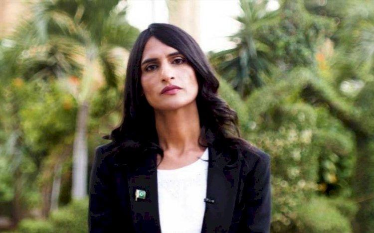 Nisha Rao The First Transgender Lawyer Of Pakistan