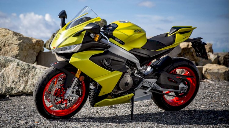 Aprilia Is Launching Its Sports Bikes In Pakistan At International Prices